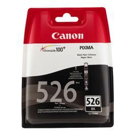 Canon cartridge CLI 526 BK zwart