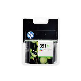 HP 351XL Tri-color Inkjet Print Cartridge