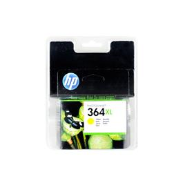 HP XL cartridge 364 XL Y geel