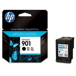 HP cartridge 901 BK zwart