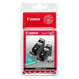 Canon cartridge voordeelpak TWINPACK PG 525 PGBK