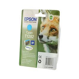 Epson cartridge T1282 C cyaan