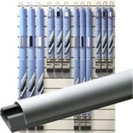 Cavus aluminium kabelgoot 60x4cm - Zilver kopen
