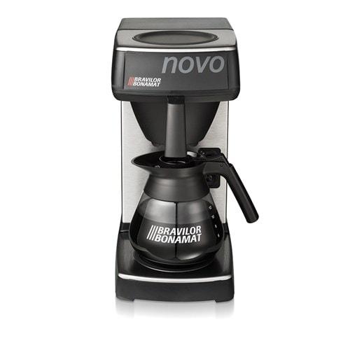 Bravilor koffiezetapparaat Bonamat Novo incl. 17 liter kan