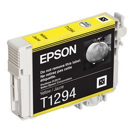 Epson cartridge T1294 Y geel
