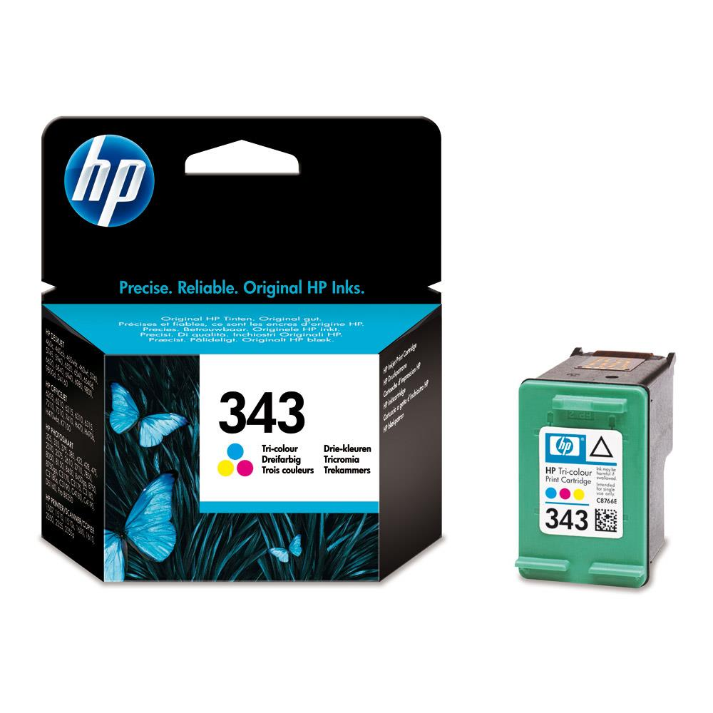 HP cartridge 343 CL (kleur)