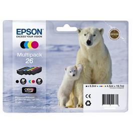 Epson cartridge voordeelpak T2614 BK CL