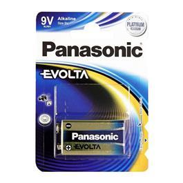 Panasonic block batterij 9V 6LR61EGE 1 stuk