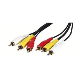 Temium tulp-RCA kabel TVR62C (1,5 m)