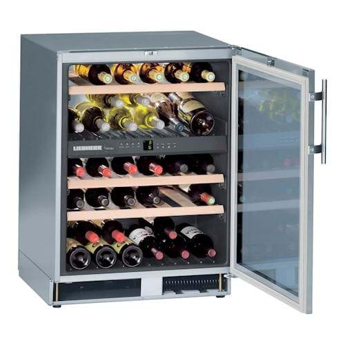 Liebherr wijnkoelkast inbouw Vinidor WTUes1653 23