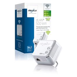 Devolo homeplug dLAN 500 WiFi Powerline