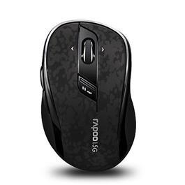 Rapoo draadloze muis 7100P (Zwart)