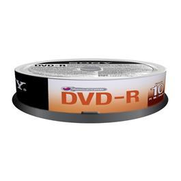 Sony DVD R schijven 10x 47 GB DVD R 10PK 10 stuks