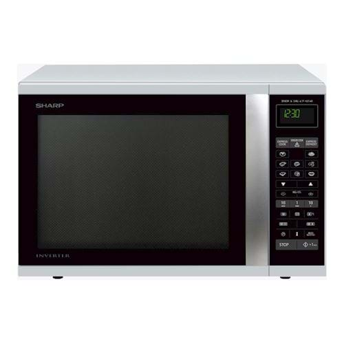Sharp R 971INW microwave