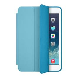 iPad mini Leather Smart Case Blue