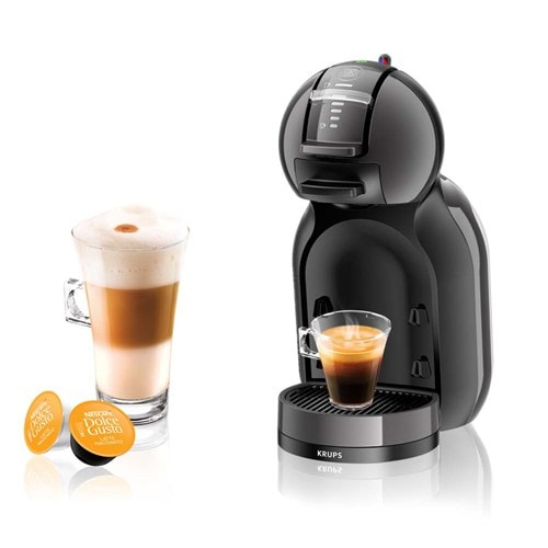 Krups Nescafé Dolce Gusto MiniMe KP1208 (Zwart)