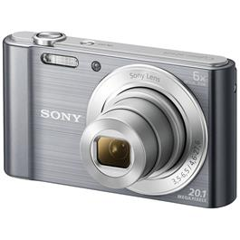 Sony DSC-W810 zilver