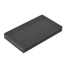 IT-works 2,5 aluminium HDD behuizing ENCL25IT (usb 3, sata)