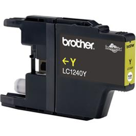 Brother cartridge LC1240Y geel