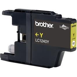 Brother cartridge LC1240Y (geel)