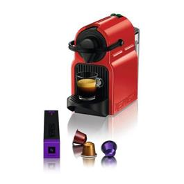 Krups XN1005 Inissia rood Nespresso-apparaat Rood