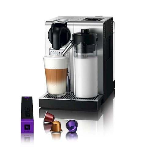 Nespresso DeLonghi koffieapparaat Lattissima Pro EN750 (Zilver) - Prijsvergelijk