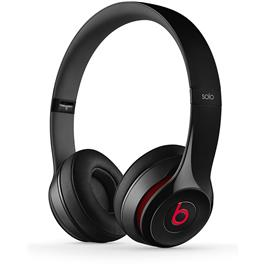 Solo 2 on-ear (zwart)