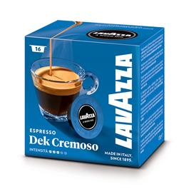Lavazza koffiecups Espresso Dek Cremoso