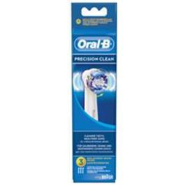 BRAUN Toebehoren Tanden : 3 borstel Braun