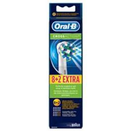 Oral-B opzetborstels EB50 8+2 (10 stuks) - Prijsvergelijk