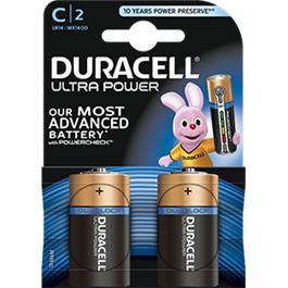 Duracell C Cell batterij ULTRAPOCX2 (2 stuks)