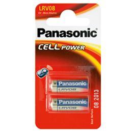 Panasonic LRV08L 2BE 2 stuks