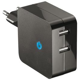 Temium thuislader DUAL USB CHARGER