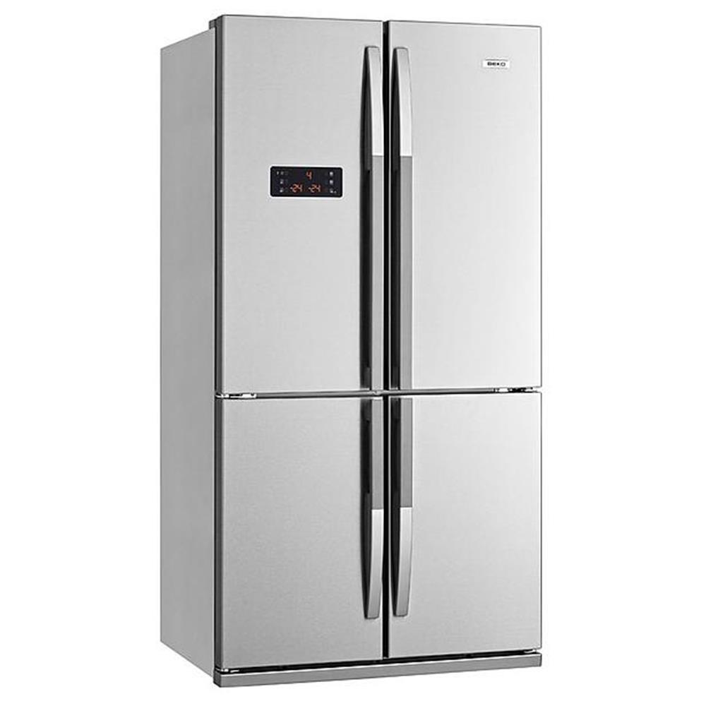 Beko Amerikaanse koelkast GNE114612X   bcc nl