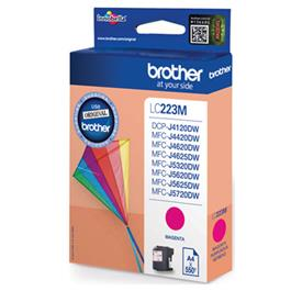 Brother cartridge LC 223M magenta