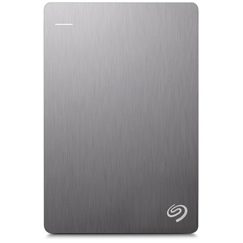 Seagate Backup Plus Slim Portable 1tb USB3.0 Zilver