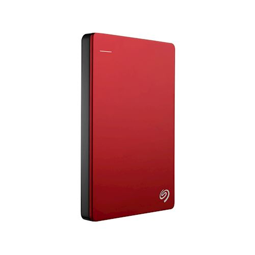 Seagate Backup Plus Slim Portable 1tb USB3.0 Rood