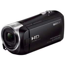 Sony camcorder HDR CX405 zwart
