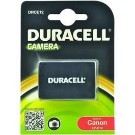 Duracell Canon LP-E12 accu
