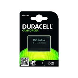 Duracell Sony NP FV50 NP FV100 accu