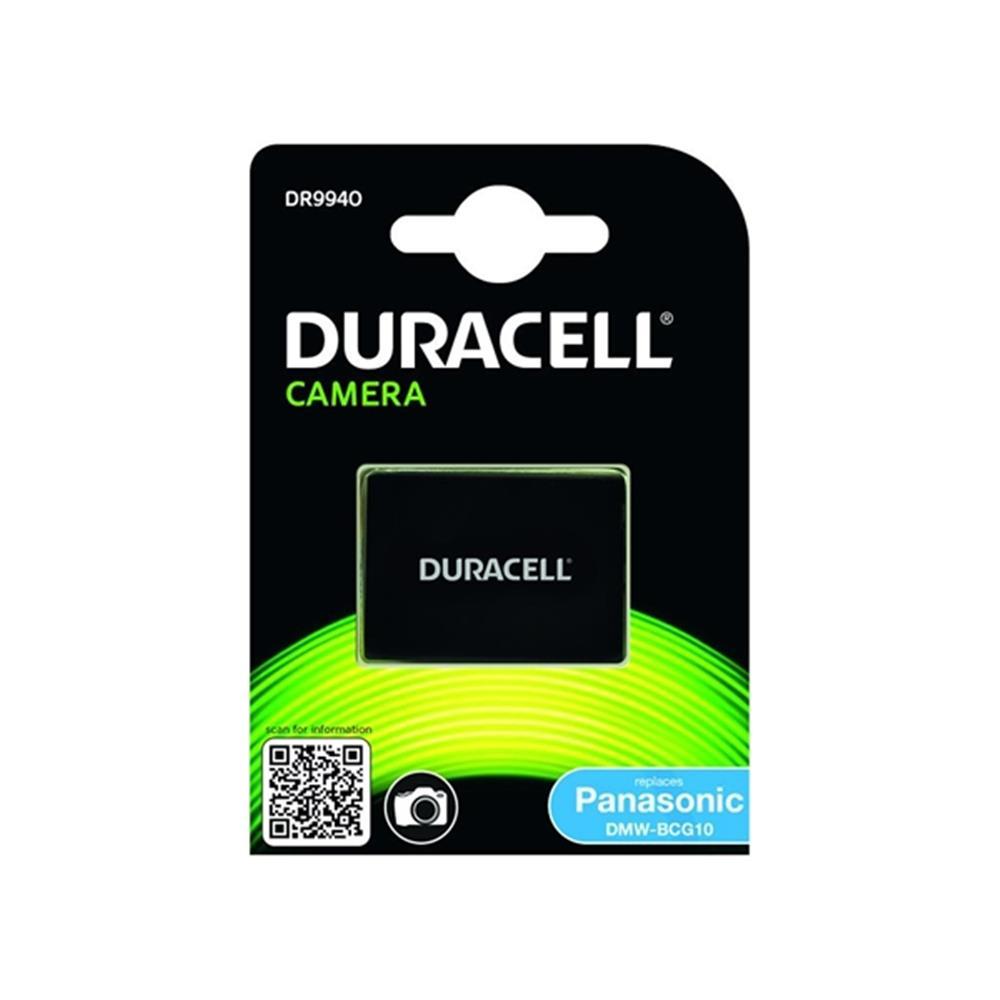 Duracell Panasonic DMW-BCG10 accu