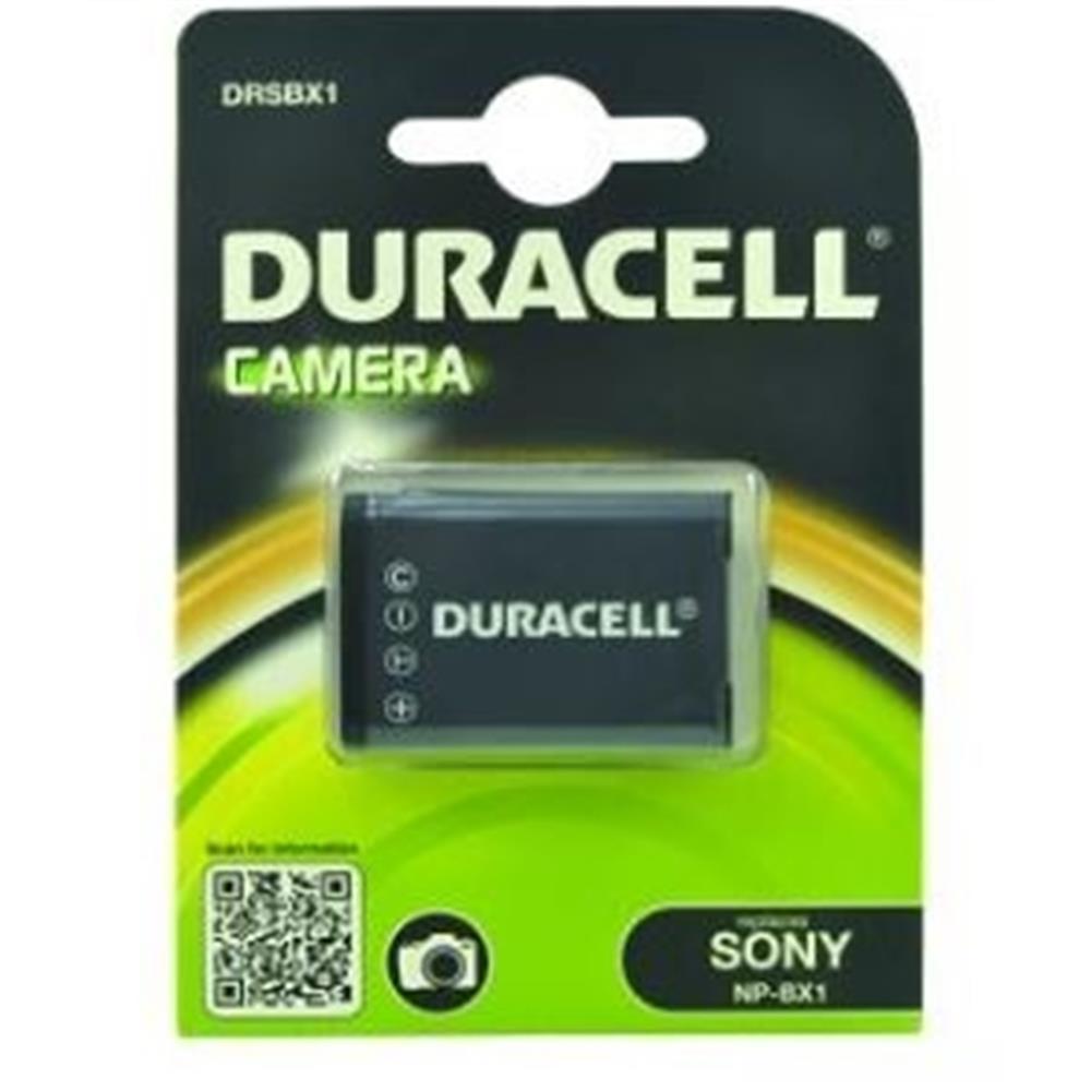 Duracell Sony NP- BX1 accu