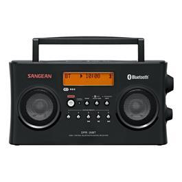 Sangean DAB radio DPR-26 BT