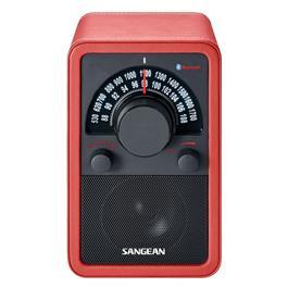 Sangean radio WR-15BT ROOD