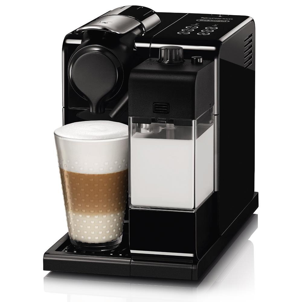 delonghi nespresso apparaat en550 b lattissima touch zwart. Black Bedroom Furniture Sets. Home Design Ideas