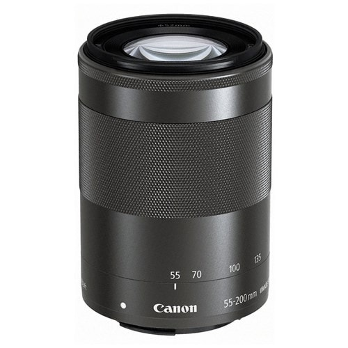 Canon objectief EF M 55 200mm IS STM