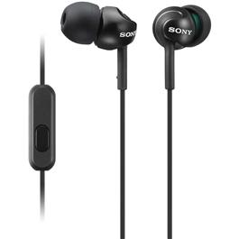 Sony in-ear hoofdtelefoon MDR-EX15APB