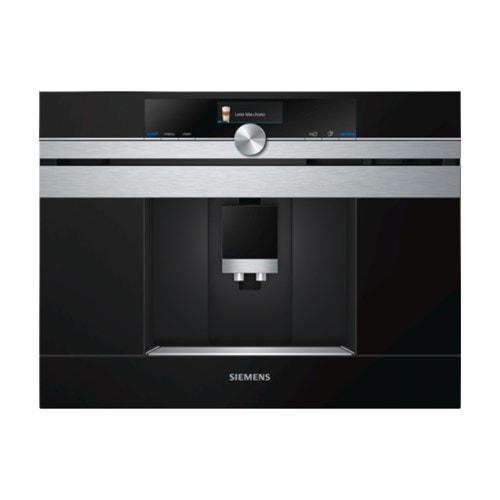Siemens espresso apparaat inbouw CT636LES1