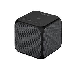 Sony Portable Speaker Srsx11b (zwart)