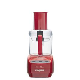 Magimix foodprocessor Mini Plus 18253EB rood